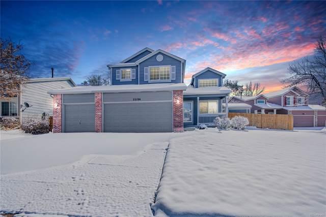 22196 E Lake Avenue, Centennial, CO 80015 (#9968952) :: Bring Home Denver with Keller Williams Downtown Realty LLC
