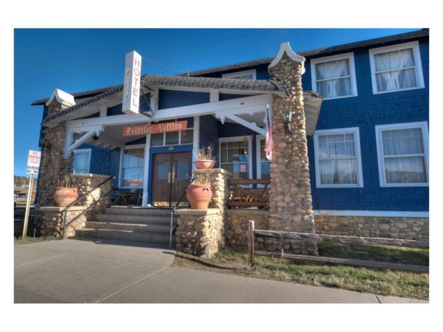 500 Main Street, Fairplay, CO 80440 (MLS #9969248) :: 8z Real Estate