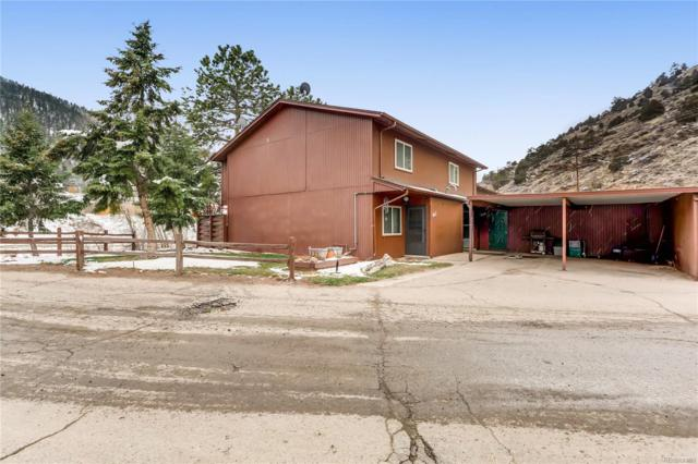 2833 Riverside Drive, Idaho Springs, CO 80452 (#9969260) :: 5281 Exclusive Homes Realty