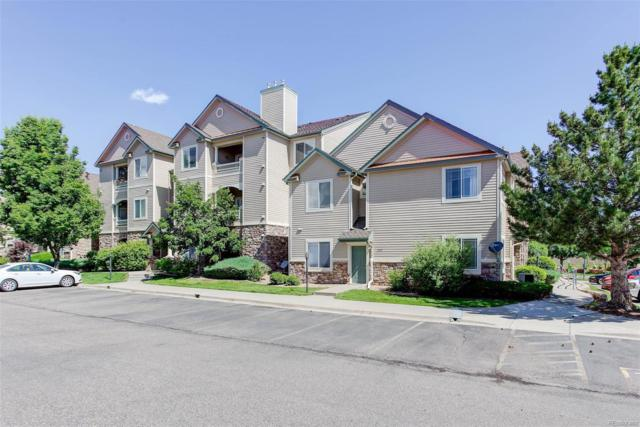 8309 S Independence Circle #106, Littleton, CO 80128 (#9969730) :: The DeGrood Team
