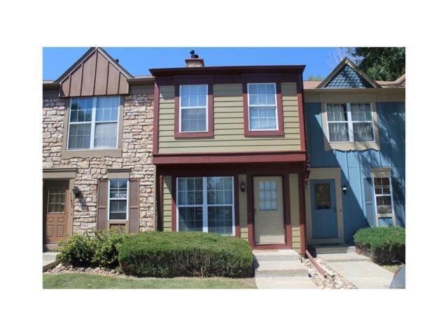 11953 E Ford Drive, Aurora, CO 80012 (MLS #9969904) :: 8z Real Estate