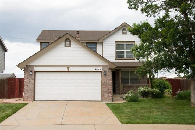 18643 E Linvale Place, Aurora, CO 80013 (#9970077) :: 5281 Exclusive Homes Realty