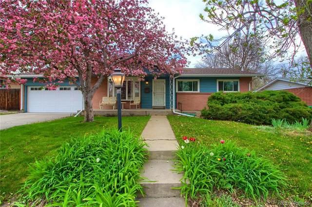 2964 S Yates Street, Denver, CO 80236 (#9970120) :: Colorado Home Finder Realty