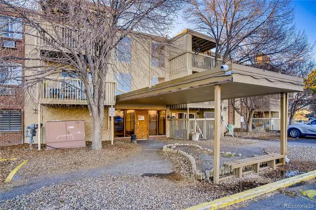 1302 S Parker Road #333, Denver, CO 80231 (MLS #9970252) :: Neuhaus Real Estate, Inc.