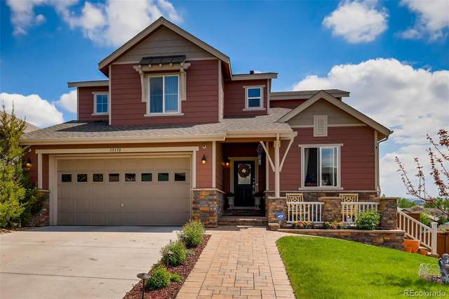 15110 E Crestline Avenue, Centennial, CO 80015 (#9970369) :: The DeGrood Team
