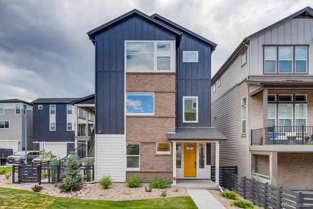 8882 Southurst Street, Highlands Ranch, CO 80129 (MLS #9971255) :: 8z Real Estate