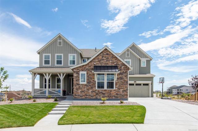 6916 Murphy Creek Lane, Castle Pines, CO 80108 (MLS #9971337) :: 8z Real Estate