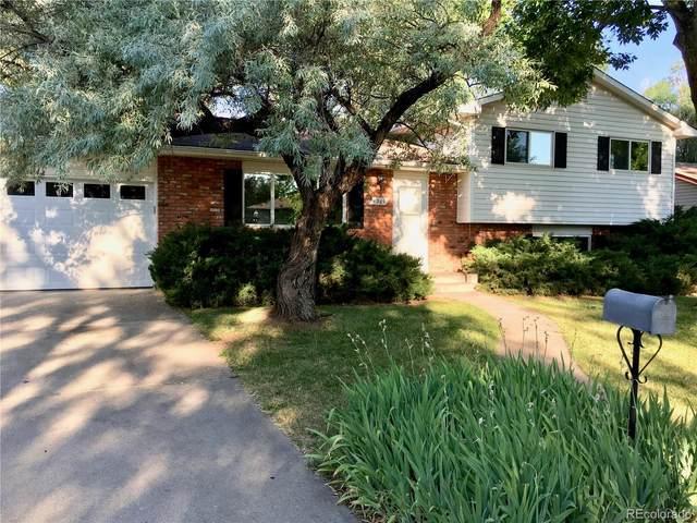 1309 Shamrock Street, Fort Collins, CO 80521 (#9971952) :: The Gilbert Group