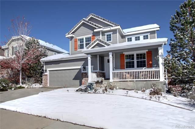 8049 Sabino Lane, Castle Rock, CO 80108 (#9972310) :: Peak Properties Group