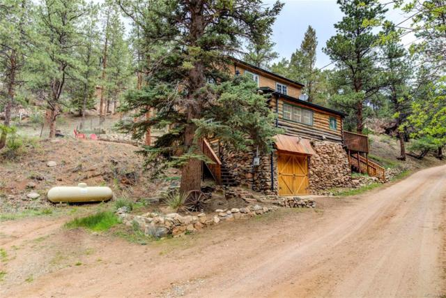 27403 Schuyler Gulch Road, Pine, CO 80470 (#9972403) :: Berkshire Hathaway Elevated Living Real Estate