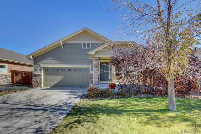 540 N Langdale Way, Aurora, CO 80018 (MLS #9972523) :: The Sam Biller Home Team
