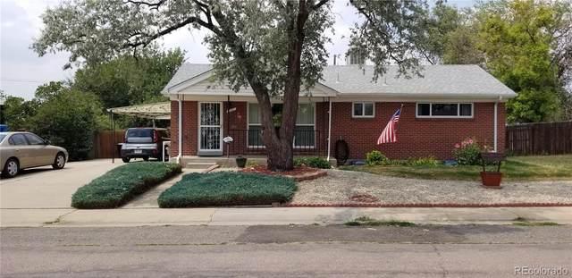 1931 W 73rd Place, Denver, CO 80221 (MLS #9972614) :: 8z Real Estate