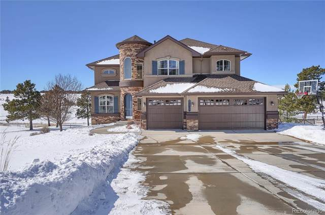17656 Cabin Hill Lane, Colorado Springs, CO 80908 (#9972656) :: My Home Team