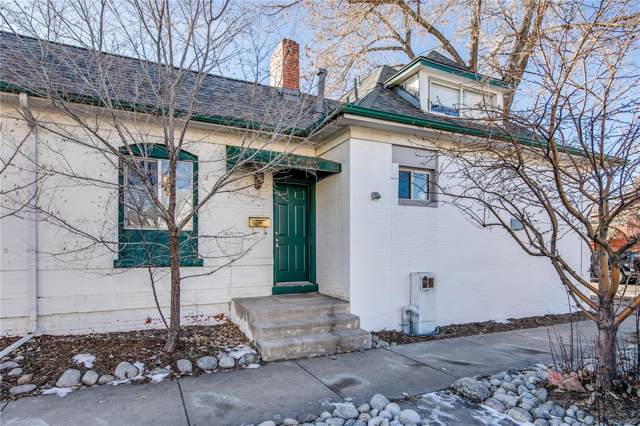 444 W 1st Avenue, Denver, CO 80223 (#9972741) :: The Margolis Team