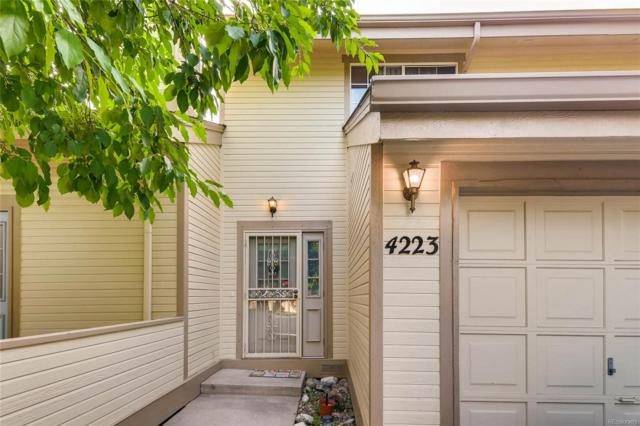 4223 Owens Street, Wheat Ridge, CO 80033 (#9972973) :: The HomeSmiths Team - Keller Williams