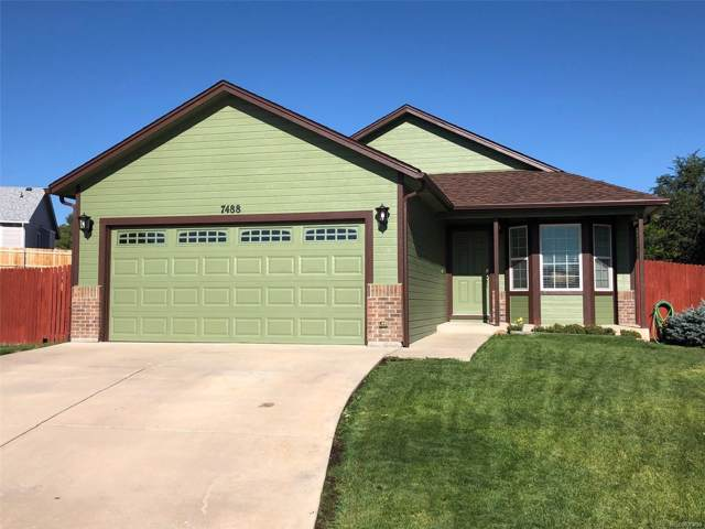 7488 Silver Bow Drive, Colorado Springs, CO 80925 (#9972979) :: The Heyl Group at Keller Williams