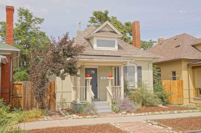 1717 E 36th Avenue, Denver, CO 80205 (#9973226) :: The Healey Group