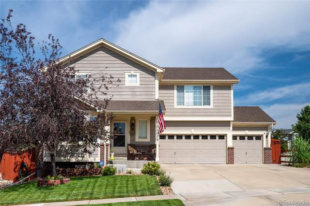 15979 E 106th Place, Commerce City, CO 80022 (#9973299) :: Briggs American Properties