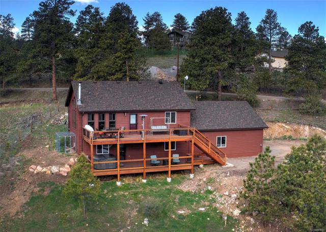 1676 Mockingbird Trail, Bailey, CO 80421 (MLS #9973565) :: 8z Real Estate