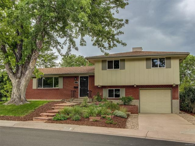 6181 S Garfield Drive, Centennial, CO 80121 (#9973621) :: The Peak Properties Group