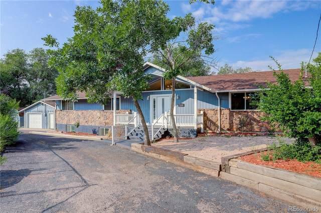 329 S 18th Street, Colorado Springs, CO 80904 (#9973745) :: iHomes Colorado