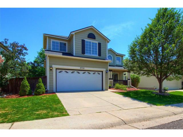 9732 Crosspointe Drive, Highlands Ranch, CO 80130 (MLS #9973862) :: 8z Real Estate