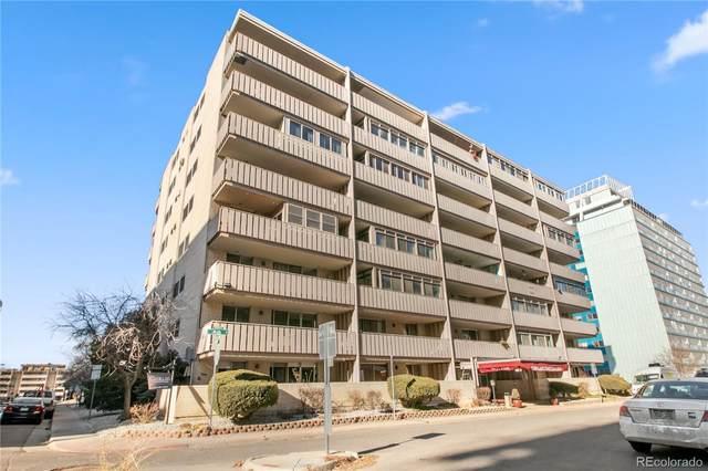 1111 Ash Street #601, Denver, CO 80220 (#9974079) :: Briggs American Properties
