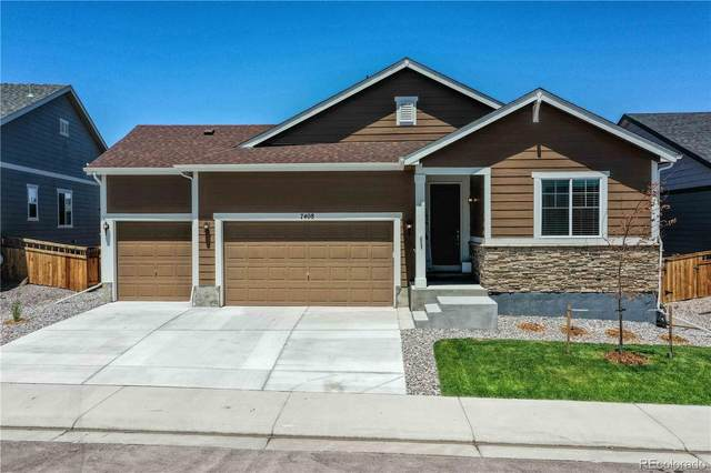 7408 Greenwater Circle, Castle Rock, CO 80108 (#9974203) :: Colorado Home Finder Realty