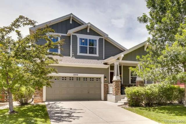 1044 Petras Street, Erie, CO 80516 (#9974291) :: The Healey Group