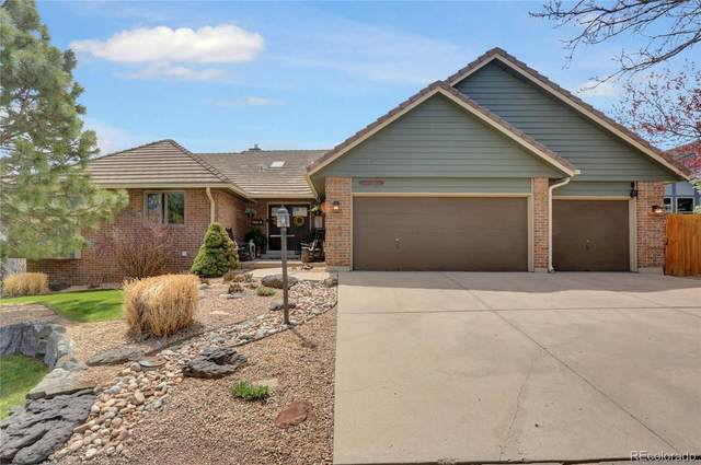 13816 W 58th Drive, Arvada, CO 80004 (MLS #9974440) :: 8z Real Estate