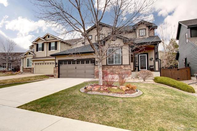 3212 Bentwood Place, Highlands Ranch, CO 80126 (#9974488) :: The Gilbert Group