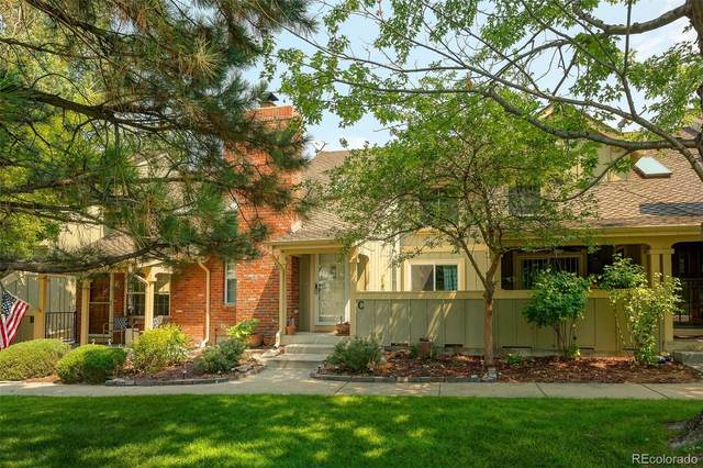 7765 S Curtice Drive C, Littleton, CO 80120 (MLS #9974519) :: Bliss Realty Group