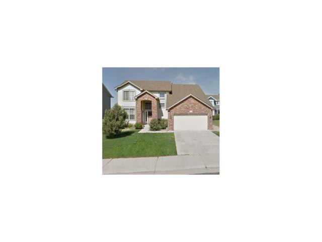 11343 Mesa Verde Lane, Parker, CO 80138 (#9974553) :: RE/MAX Professionals