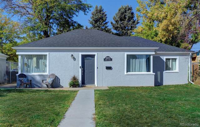 2665 Quebec Street, Denver, CO 80207 (#9975126) :: James Crocker Team