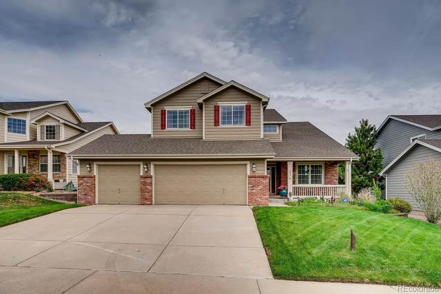 625 Briar Dale Drive, Castle Pines, CO 80108 (#9975216) :: HomeSmart Realty Group