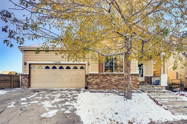 15298 E Cedar Place, Aurora, CO 80012 (#9975355) :: Peak Properties Group