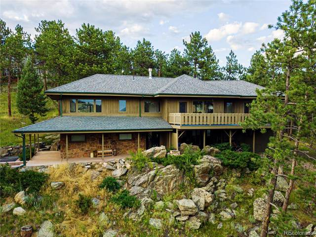 29815 Monterey Lane, Evergreen, CO 80439 (#9975389) :: Bring Home Denver with Keller Williams Downtown Realty LLC