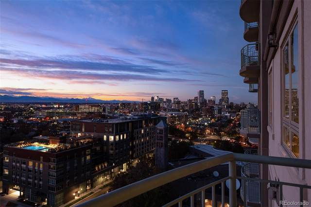 400 E 3rd Avenue 1502-1503, Denver, CO 80203 (MLS #9975554) :: Bliss Realty Group