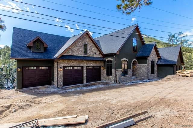 31451 Upper Bear Creek Road, Evergreen, CO 80439 (#9975682) :: Berkshire Hathaway Elevated Living Real Estate