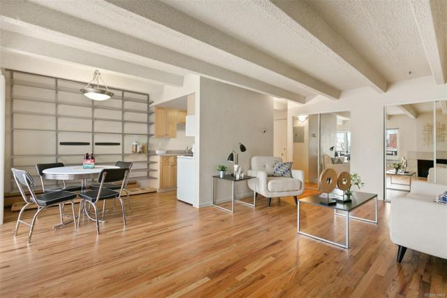 200 Pearl Street #404, Denver, CO 80203 (#9975799) :: The Pete Cook Home Group