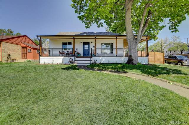 2990 S Sherman Street, Englewood, CO 80113 (#9975923) :: Bring Home Denver with Keller Williams Downtown Realty LLC