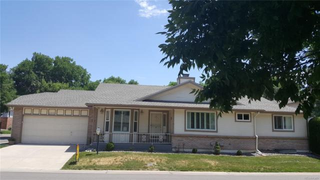 2610 S Iris Street, Lakewood, CO 80227 (#9976114) :: Bring Home Denver