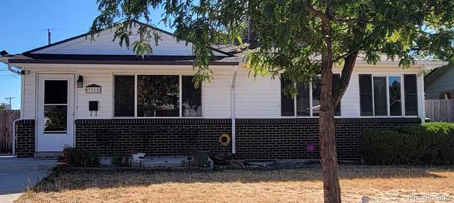 3310 W 95th Avenue, Westminster, CO 80031 (#9976365) :: HomeSmart