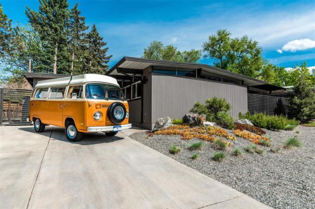 1436 S Elm Street, Denver, CO 80222 (MLS #9976461) :: 8z Real Estate