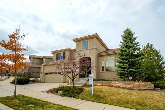 10439 Rivington Court, Lone Tree, CO 80124 (#9976918) :: Compass Colorado Realty