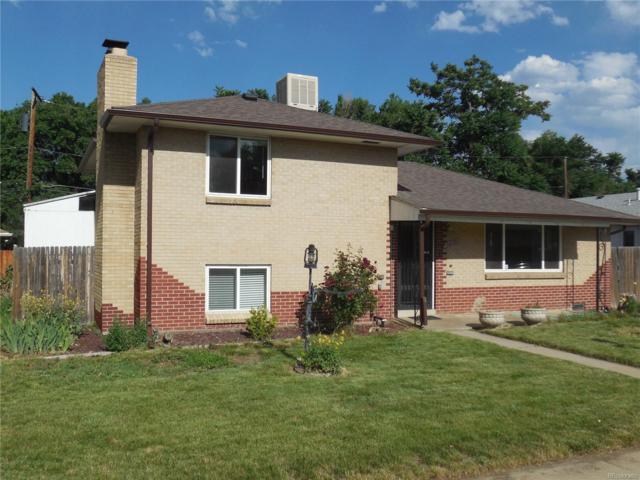 5470 Newland Street, Arvada, CO 80002 (MLS #9976962) :: 8z Real Estate