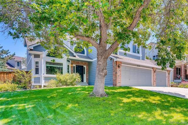 6293 Columbia Drive, Highlands Ranch, CO 80130 (#9977231) :: Peak Properties Group