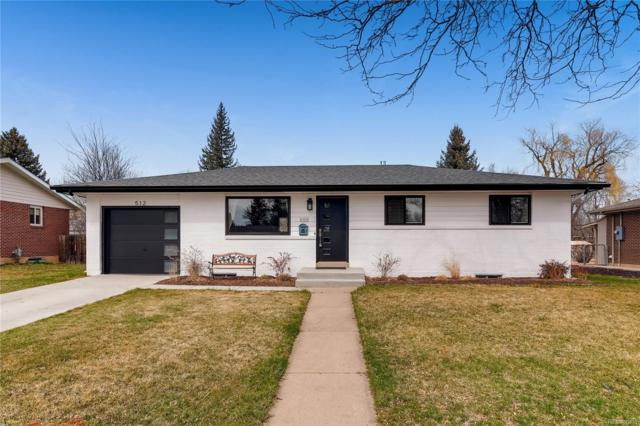 512 Columbia Road, Fort Collins, CO 80525 (#9977569) :: The Peak Properties Group