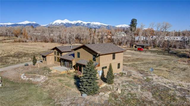 8110 Buck Run, Salida, CO 81201 (MLS #9978108) :: Bliss Realty Group