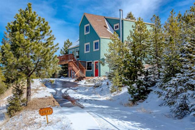 30879 Manitoba Drive, Evergreen, CO 80439 (#9978396) :: The Peak Properties Group